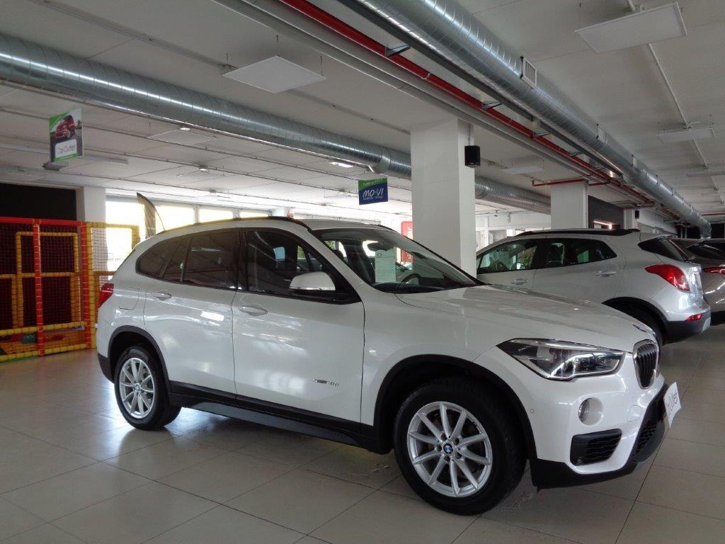 BMW X1 sDrive18d Business Aut. Diesel usata - 2