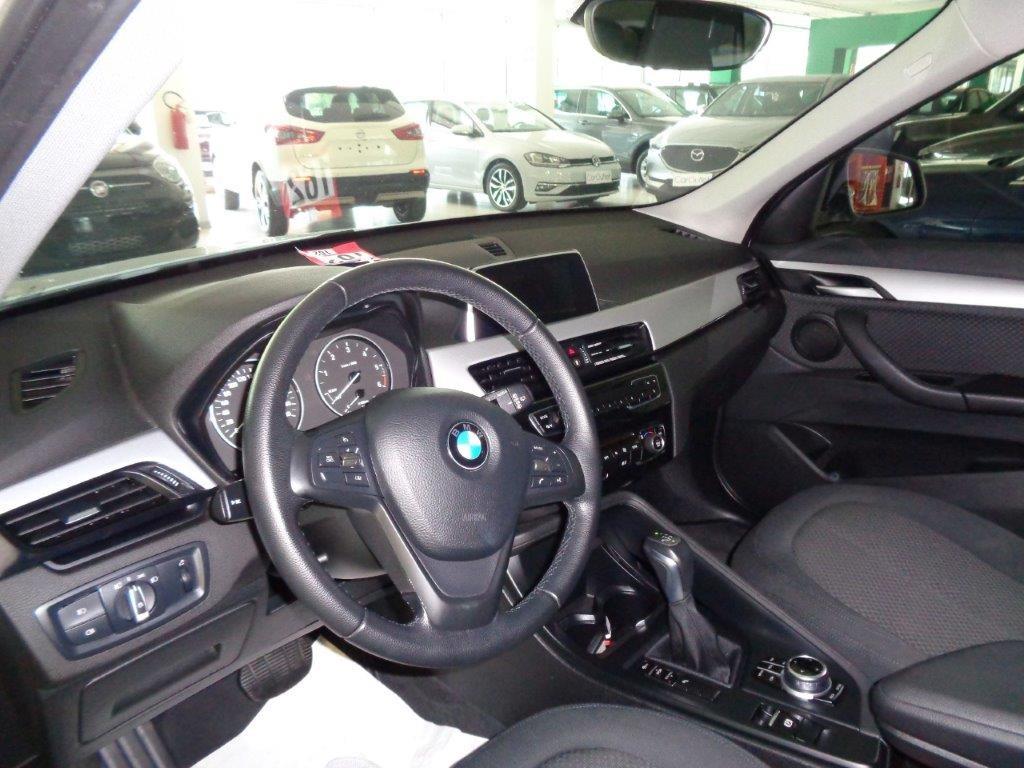BMW X1 sDrive18d Business Aut. Diesel usata - 7