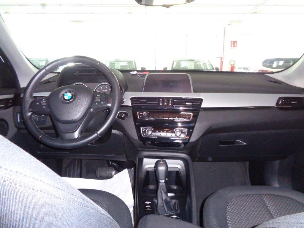 BMW X1 sDrive18d Business Aut. Diesel usata - 9