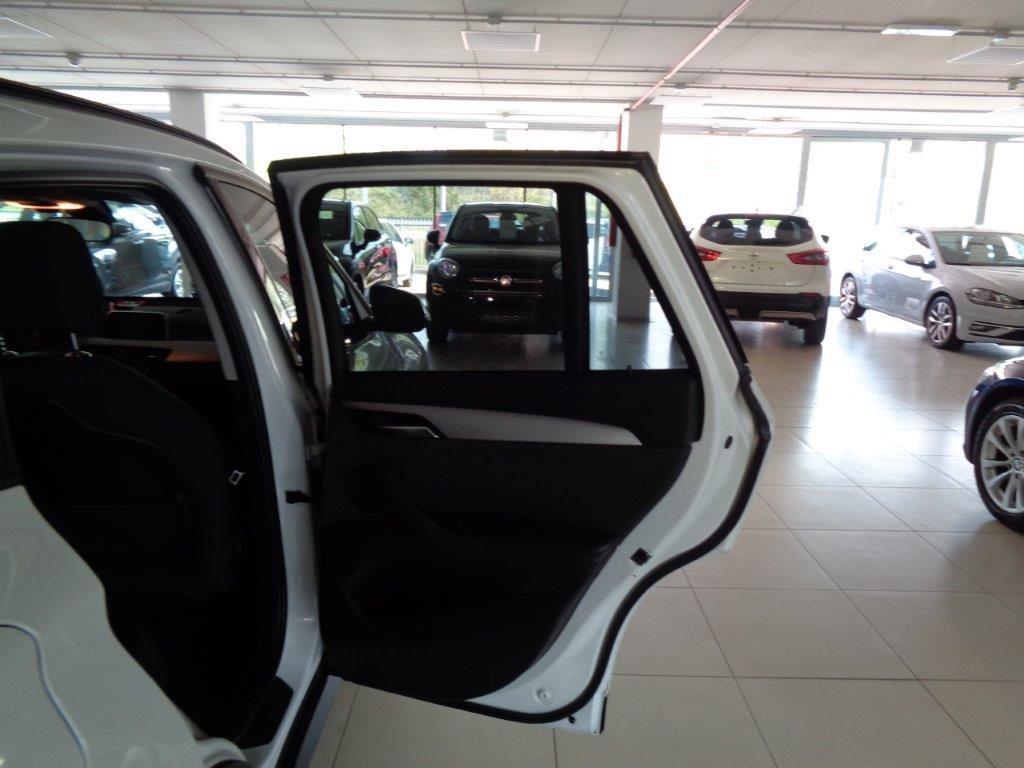 BMW X1 sDrive18d Business Aut. Diesel usata - 16
