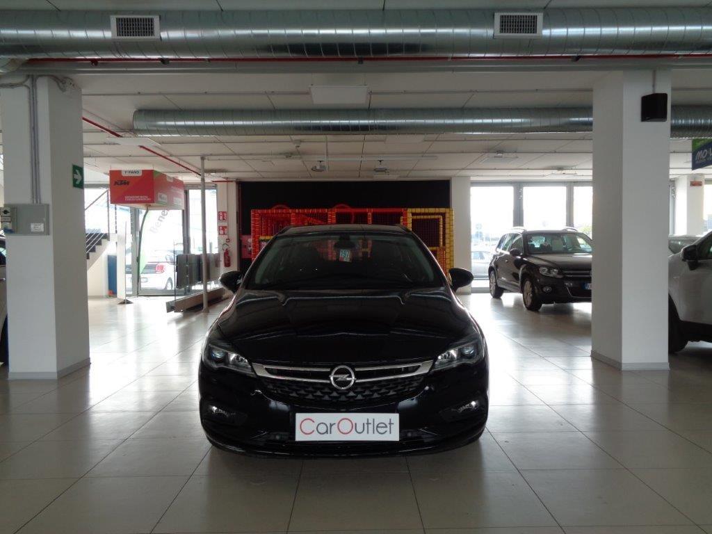 OPEL Astra 1.6 CDTi 136CV Start&Stop Sports Tourer Business Diesel usata - 1