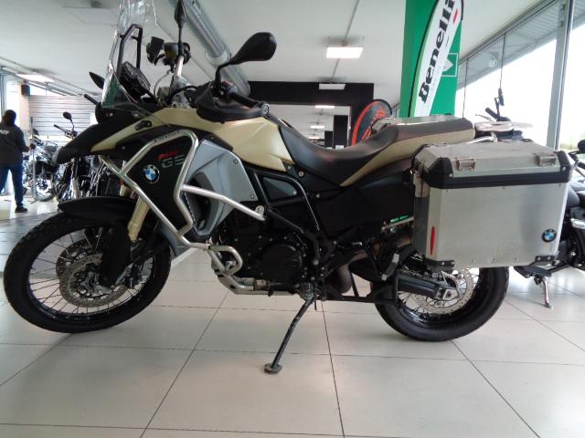BMW MOTO F800 GS ADVENTURE