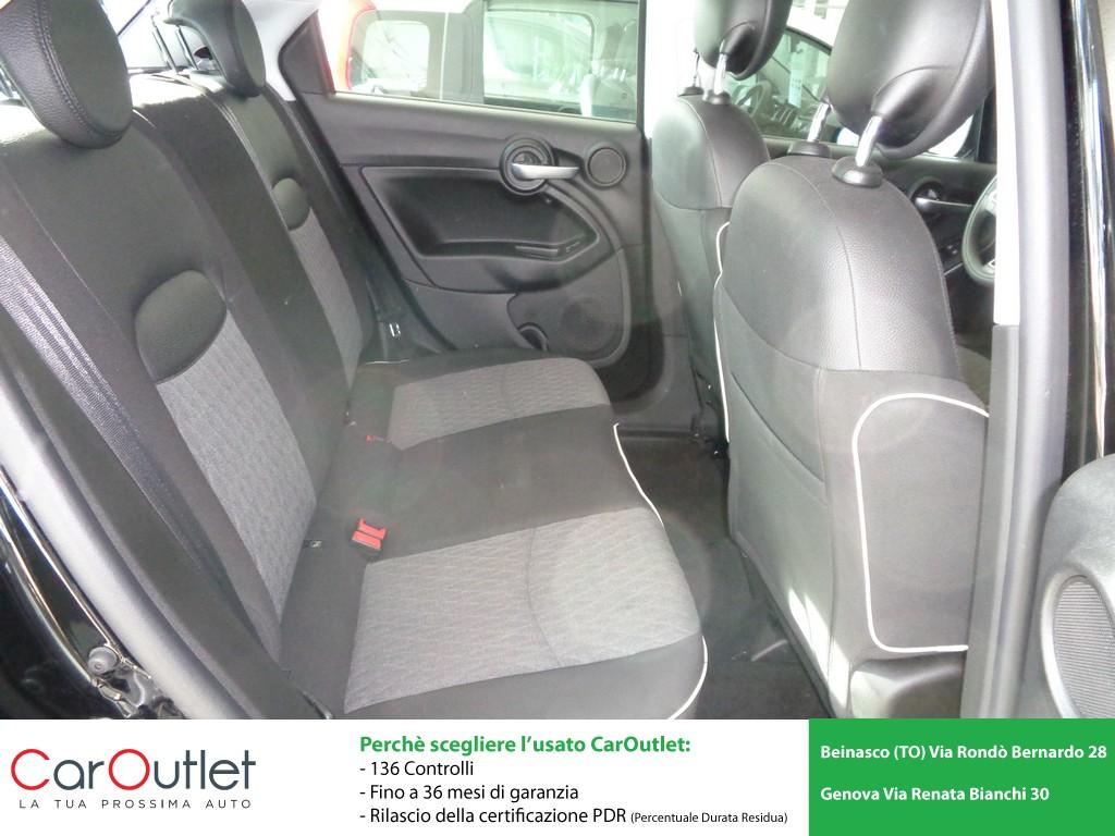 FIAT 500X 1.6 MultiJet 120 CV City Cross Diesel usata - 9