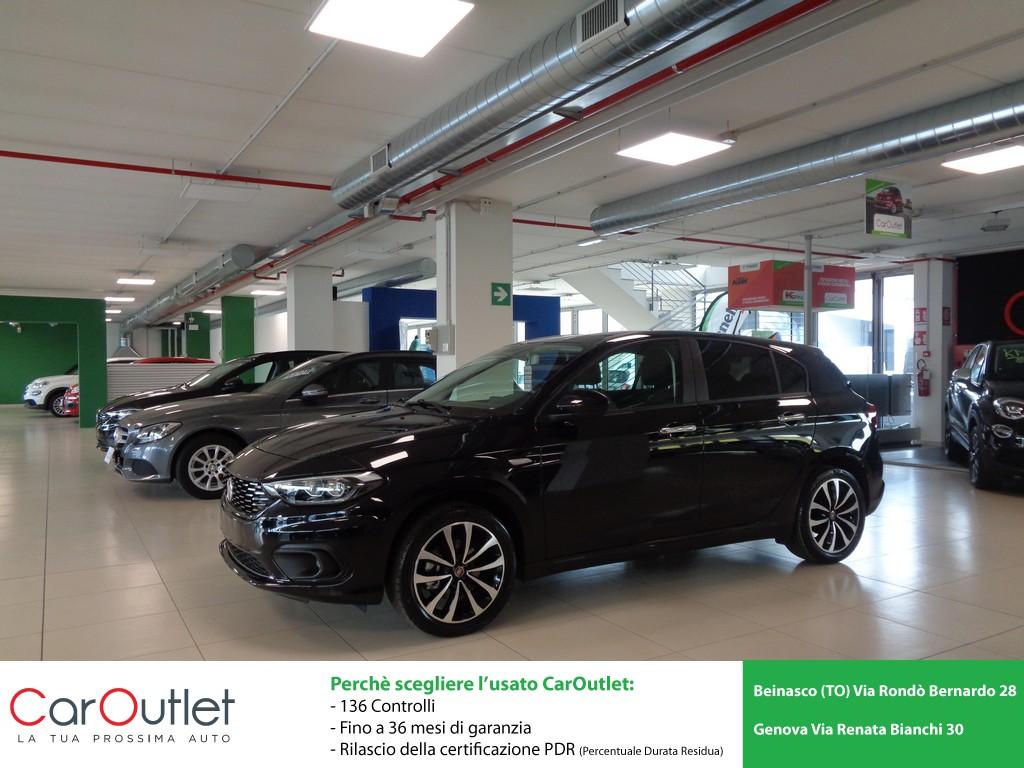 FIAT Tipo 1.3 Mjt S&S 5 porte Lounge MY20 Diesel usata