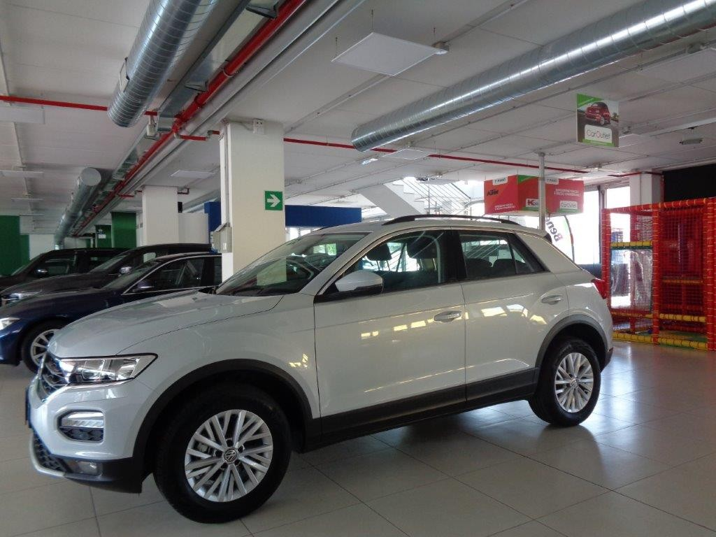 VOLKSWAGEN T-Roc 1.0 TSI Business BlueMotion Technology Benzina usata