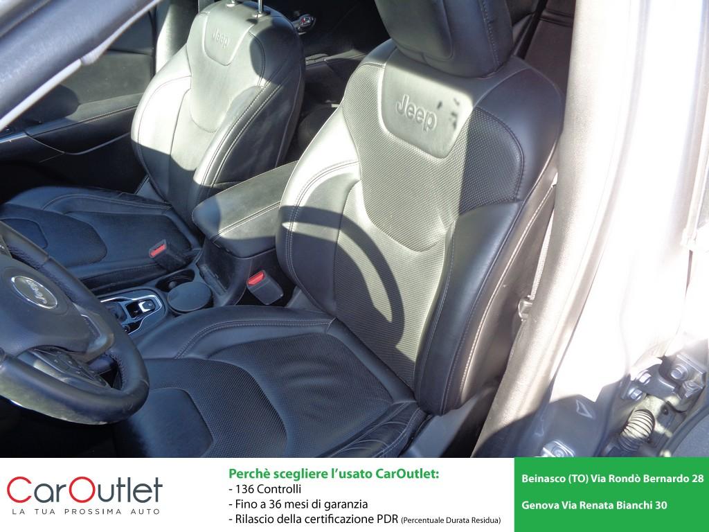 JEEP Cherokee 2.2 Mjt AWD Active Drive I Limited Diesel usata - 4