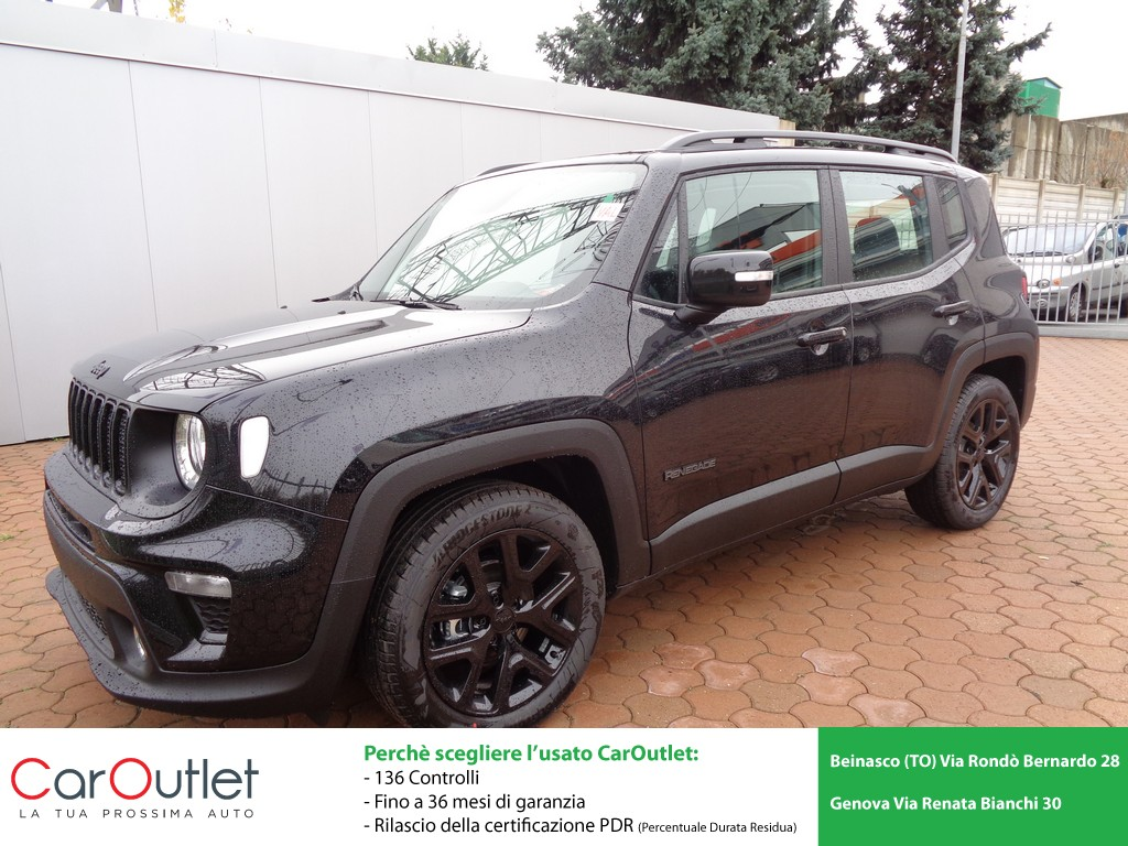 JEEP Renegade 1.0 T3 Night Eagle Benzina usata