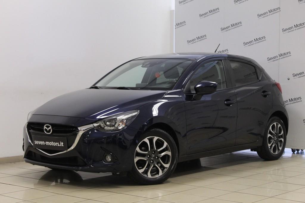 MAZDA Mazda2 1.5 90 CV Skyactiv-G Exceed Benzina usata