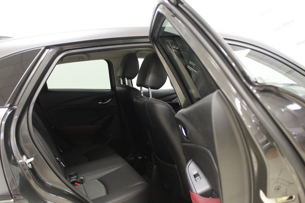 MAZDA CX-3 1.5L Skyactiv-D AWD Exceed Diesel usata - 8