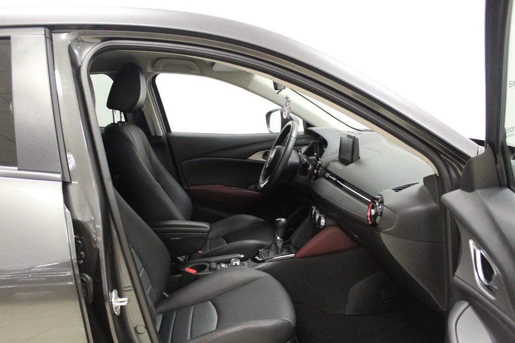 MAZDA CX-3 1.5L Skyactiv-D AWD Exceed Diesel usata - 11