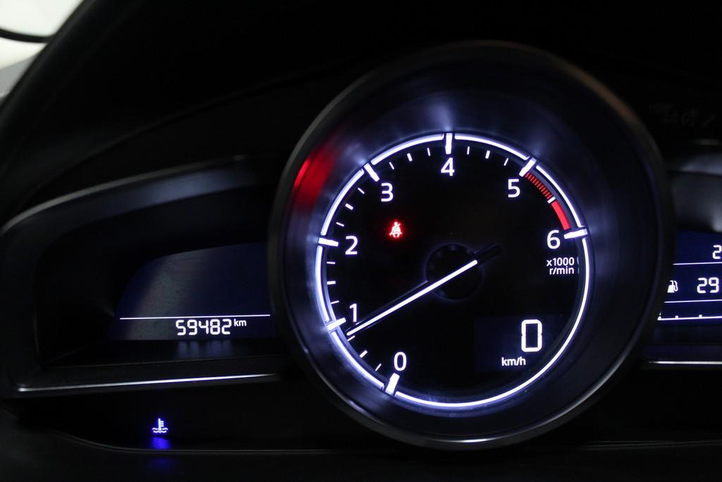 MAZDA CX-3 1.5L Skyactiv-D AWD Exceed Diesel usata - 12