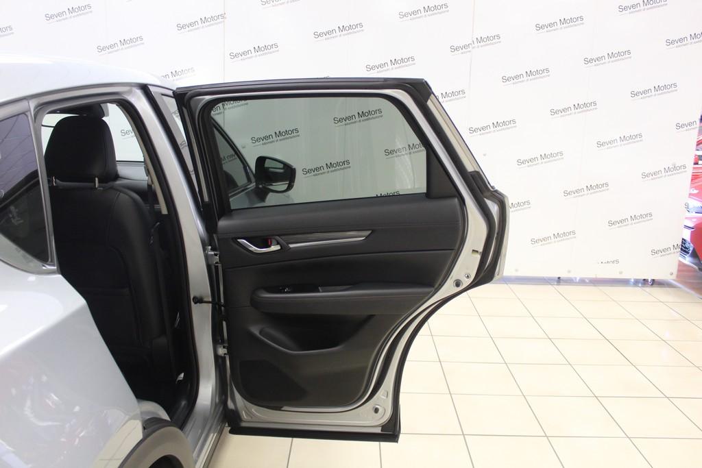 MAZDA CX-5 2.5L Skyactiv-G 194CV aut. AWD Exclusive Benzina usata - 8