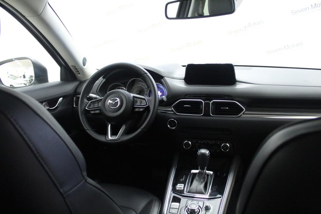 MAZDA CX-5 2.5L Skyactiv-G 194CV aut. AWD Exclusive Benzina usata - 10