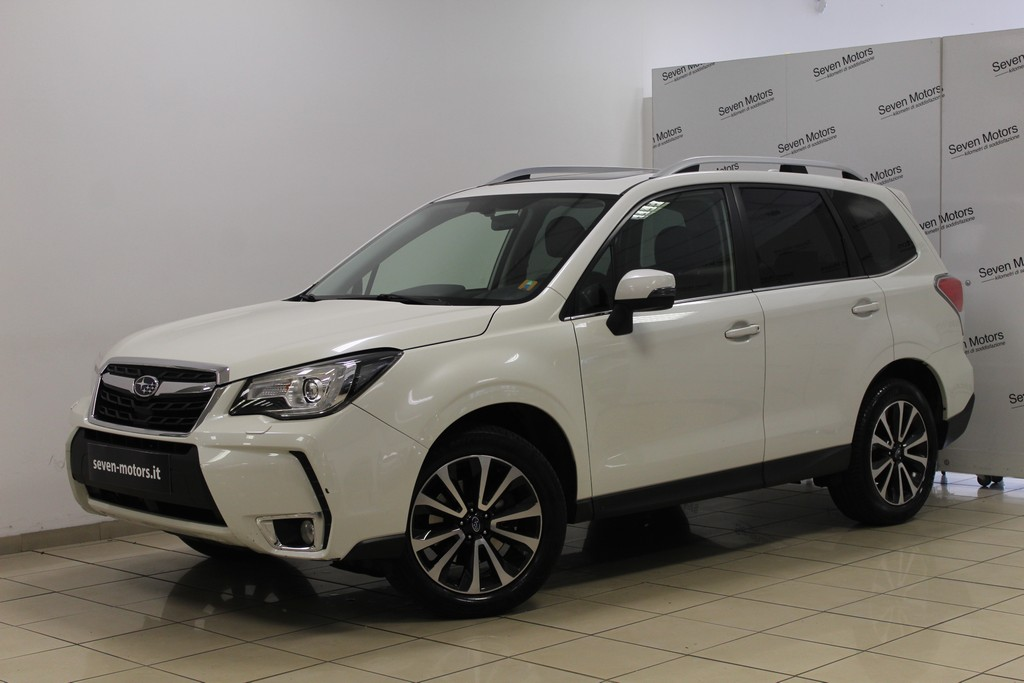 SUBARU Forester 2.0d Lineartronic Sport Unlimited Diesel usata