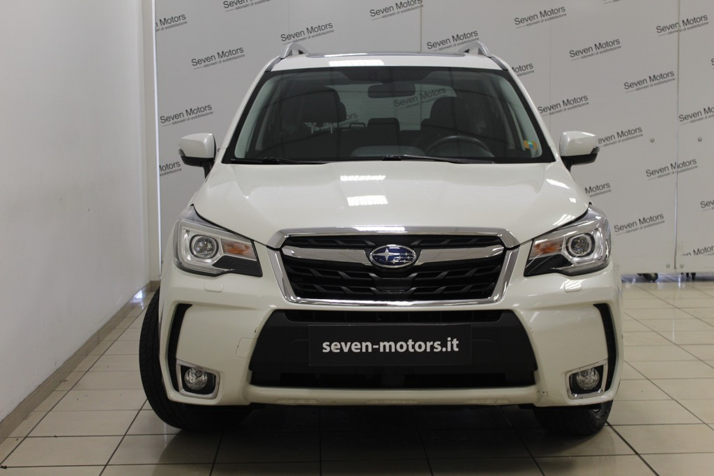 SUBARU Forester 2.0d Lineartronic Sport Unlimited Diesel usata - 1