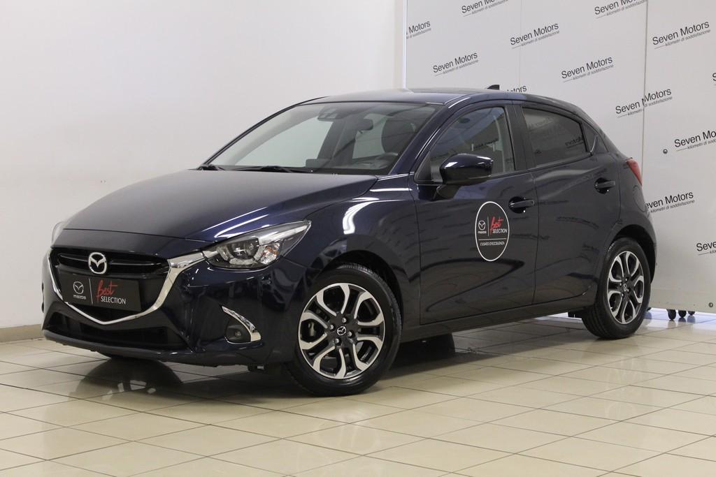 MAZDA Mazda2 1.5 90 CV Skyactiv-G Exceed AT Benzina usata
