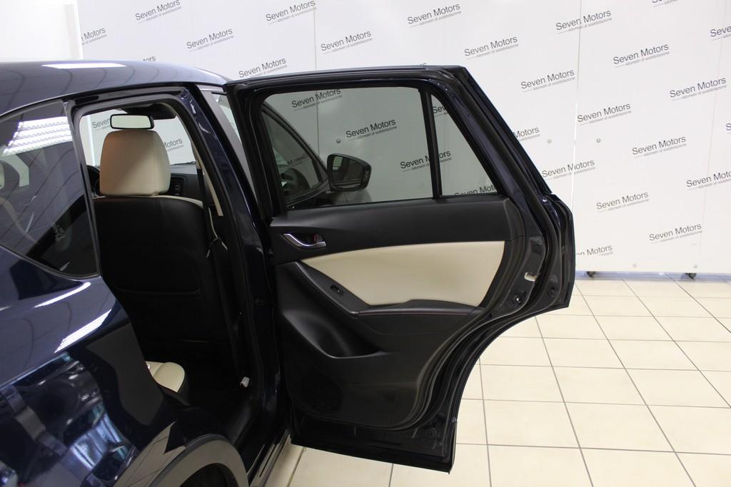 MAZDA CX-5 2.2L Skyactiv-D 150CV 4WD Exceed Diesel usata - 15