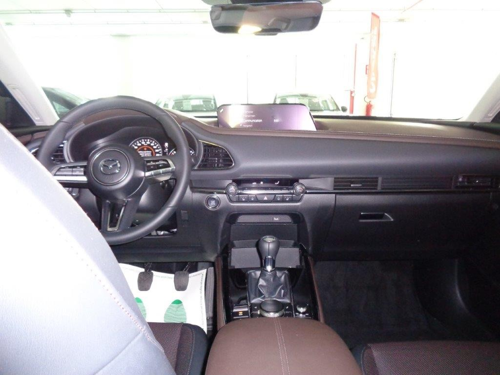 MAZDA CX-30 2.0L Skyactiv-X M-Hybrid 2WD Exclusive 180 CV Ibrida usata - 9