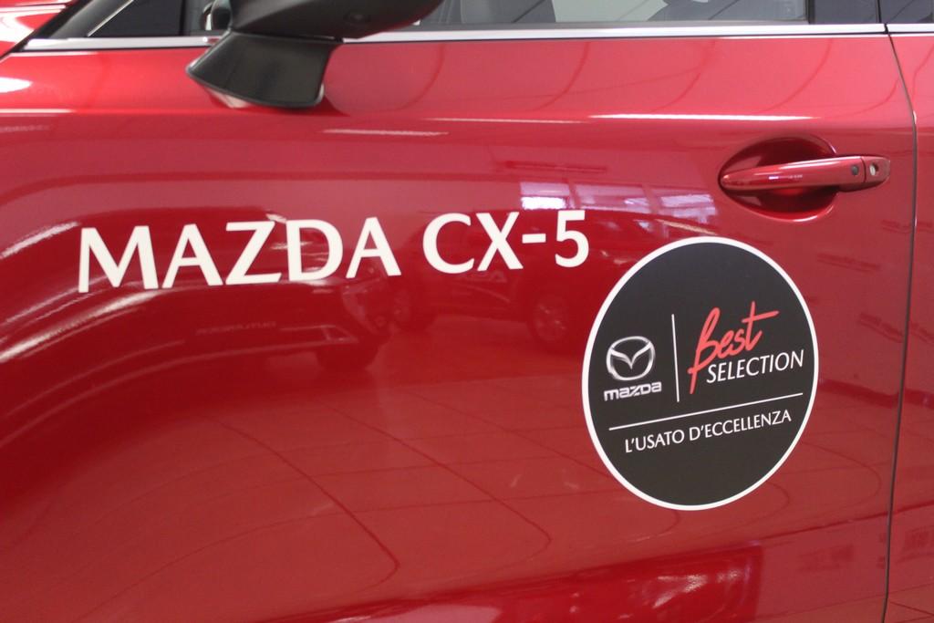 MAZDA CX-5 2.2L Skyactiv-D 184CV AWD Signature AT Diesel usata - 8