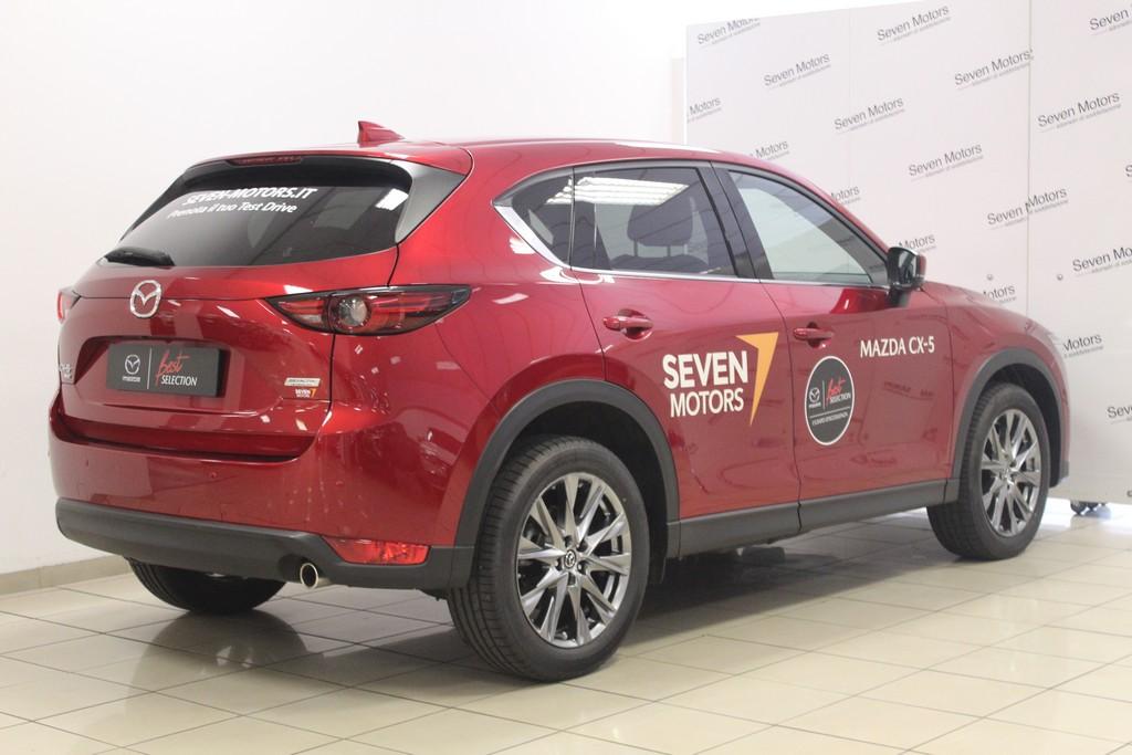 MAZDA CX-5 2.2L Skyactiv-D 184CV AWD Signature AT Diesel usata - 20