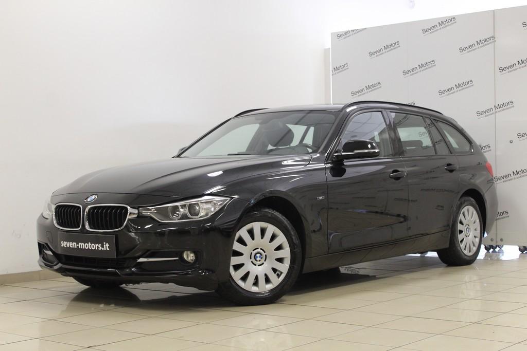 BMW 318d Touring Sport Diesel usata
