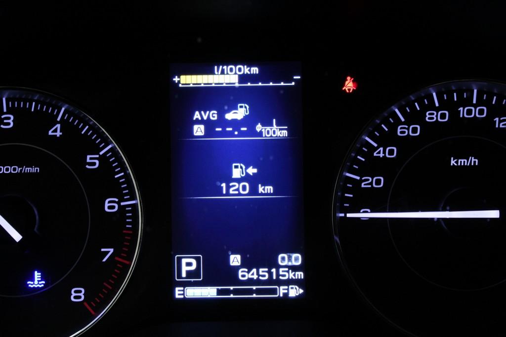 SUBARU Impreza 1.6i Lineartronic Style Navi Benzina usata - 9