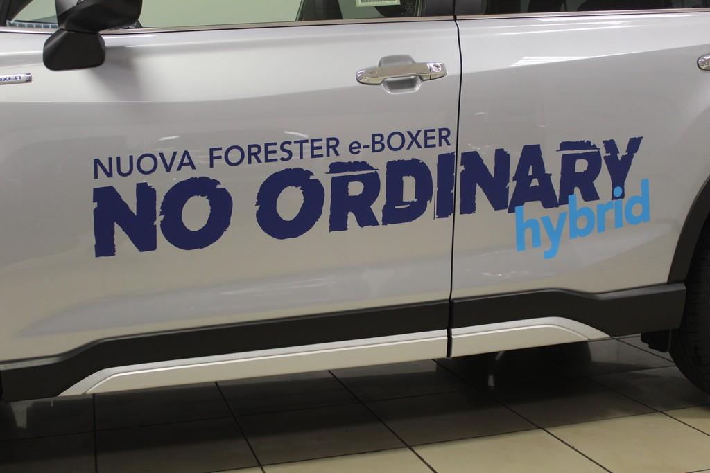 SUBARU Forester 2.0 e-Boxer MHEV CVT Lineartronic Premium Ibrida usata - 4