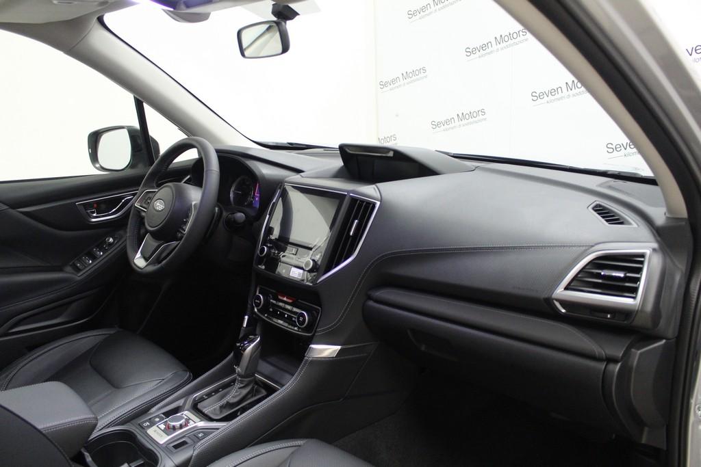 SUBARU Forester 2.0 e-Boxer MHEV CVT Lineartronic Premium Ibrida usata - 26