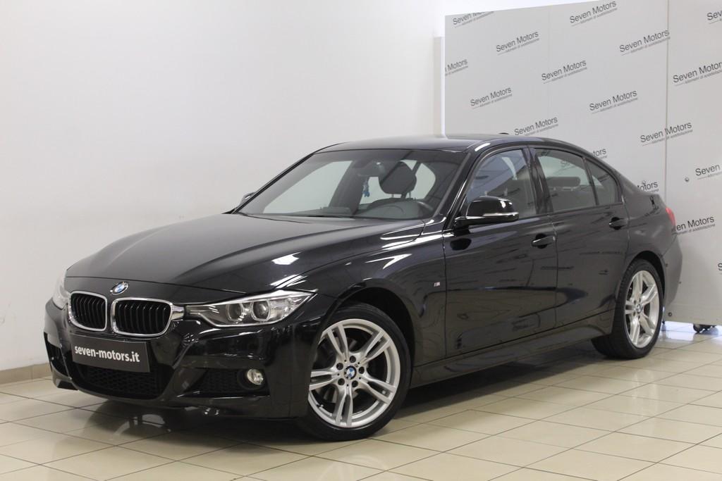 BMW 320d xDrive Msport Diesel usata
