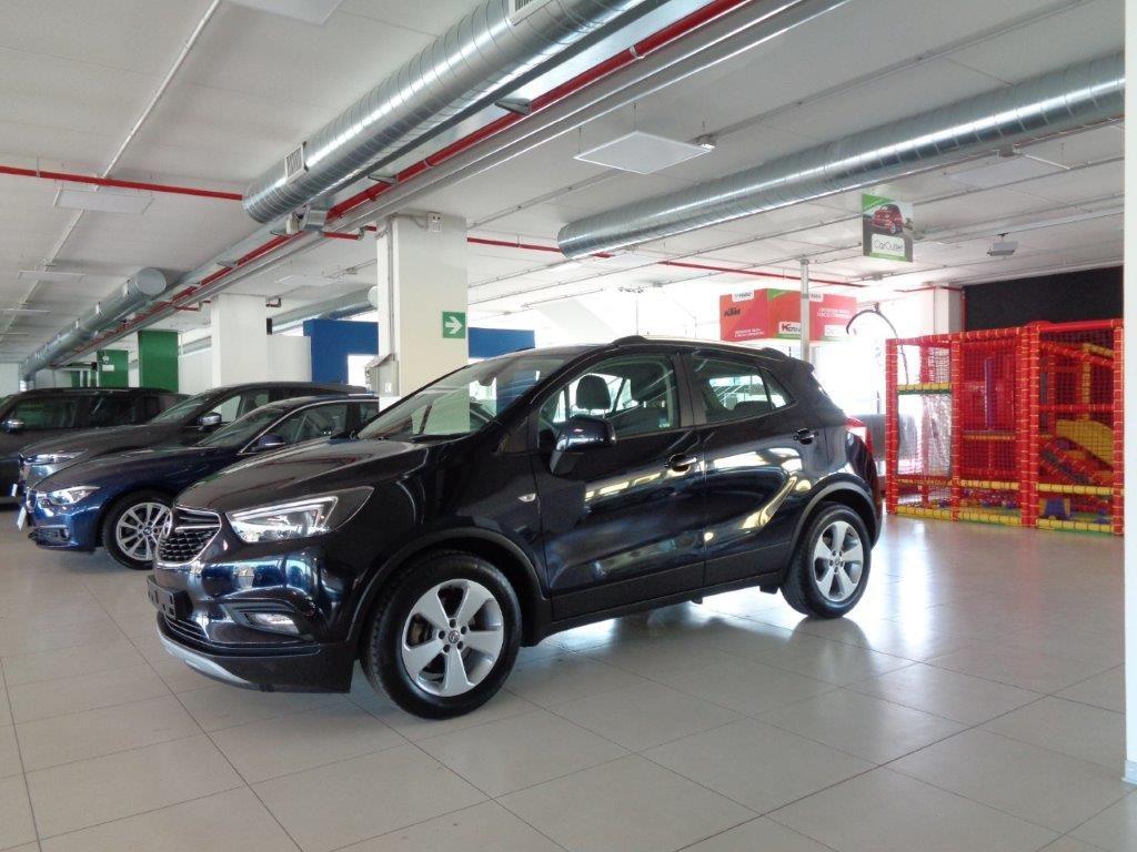OPEL Mokka X 1.4 Turbo Ecotec 140CV 4×2 Start&Stop Innovation Benzina usata
