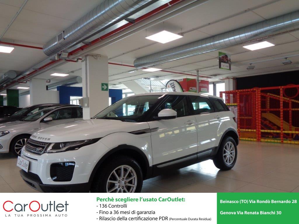 LAND ROVER Range Rover Evoque 2.0 TD4 150 CV 5p. Bs Ed. Premium Pure Diesel usata