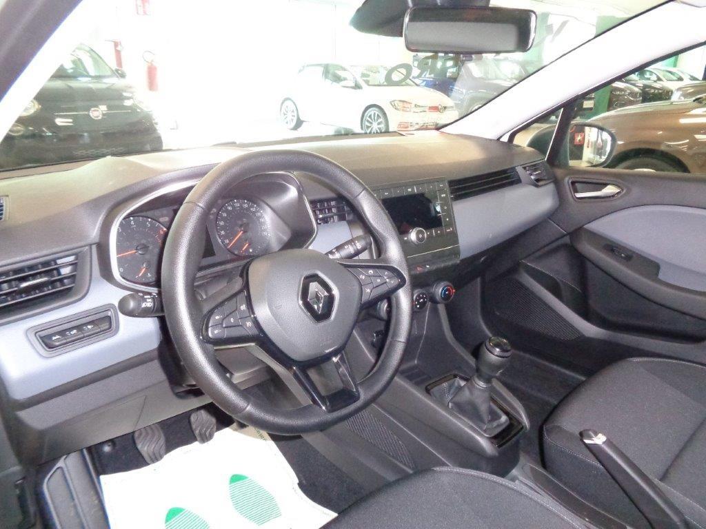 RENAULT Clio SCe 65 CV 5 porte Life Benzina usata - 7