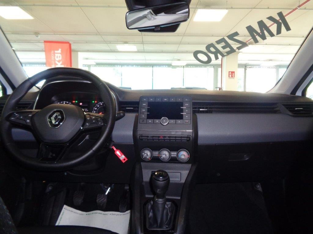 RENAULT Clio SCe 65 CV 5 porte Life Benzina usata - 8