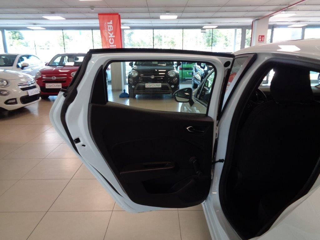 RENAULT Clio SCe 65 CV 5 porte Life Benzina usata - 10