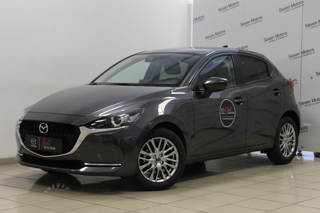 MAZDA Mazda2 1.5 90 CV Skyactiv-G M-Hybrid Exceed Benzina usata