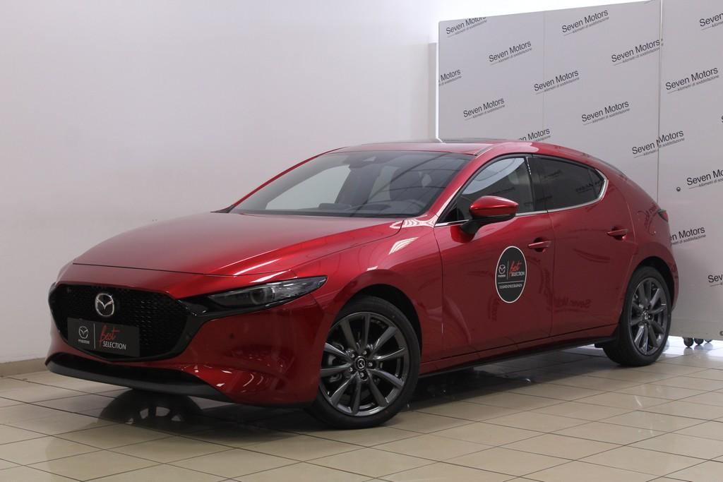 MAZDA Mazda3 2.0L Skyactiv-X M-Hybrid Exclusive 186CV Ibrida usata