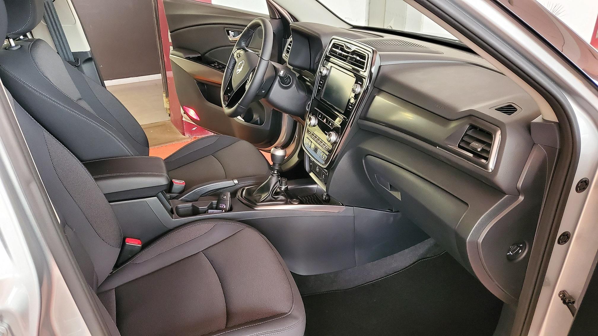 SSANGYONG Tivoli 1.6 diesel 2WD Comfort Diesel usata - 8