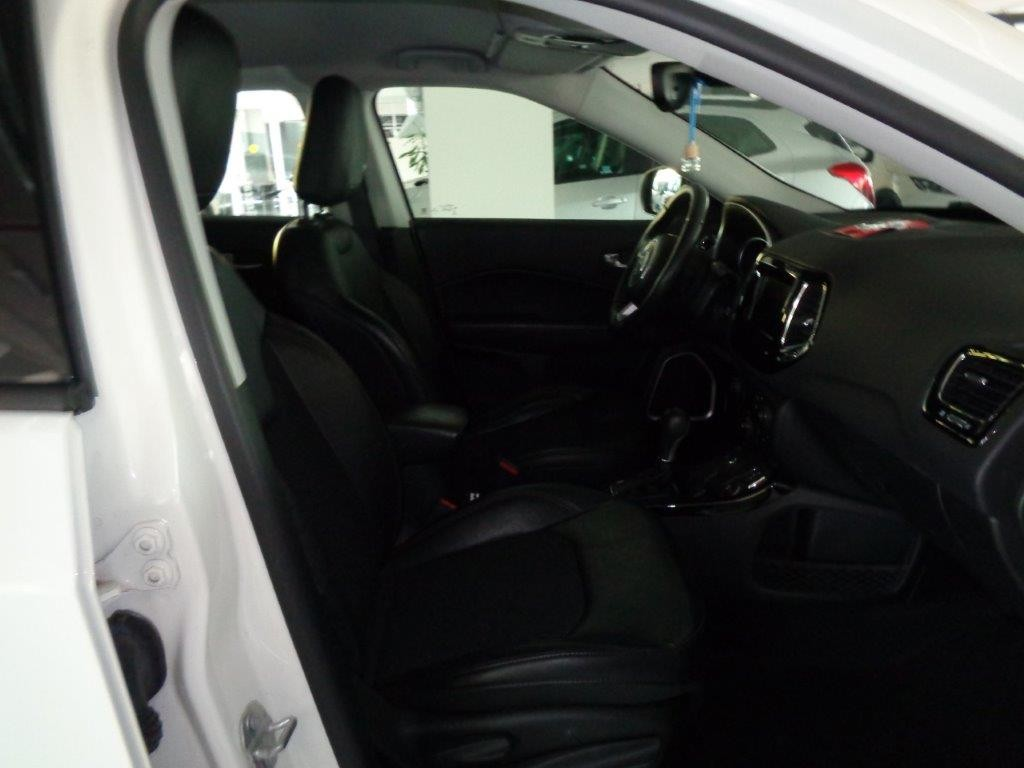 JEEP Compass 2.0 Multijet II aut. 4WD Limited Diesel usata - 11
