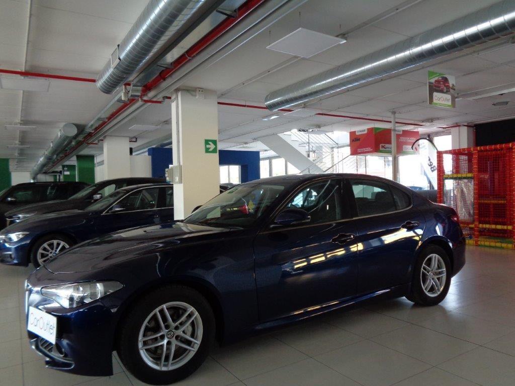 ALFA Giulia 2.2 Turbodiesel 150 CV AT8 Business Diesel usata