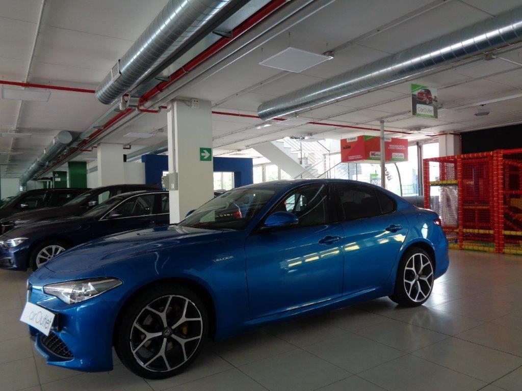 ALFA Giulia 2.2 Turbodiesel 210 CV AT8 AWD Q4 Veloce Diesel usata
