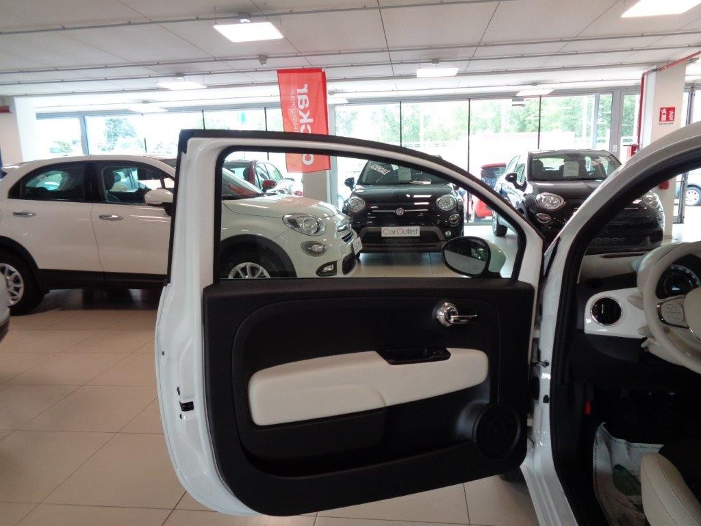 FIAT 500 1.0 Hybrid Dolcevita BSG Ibrida usata - 8