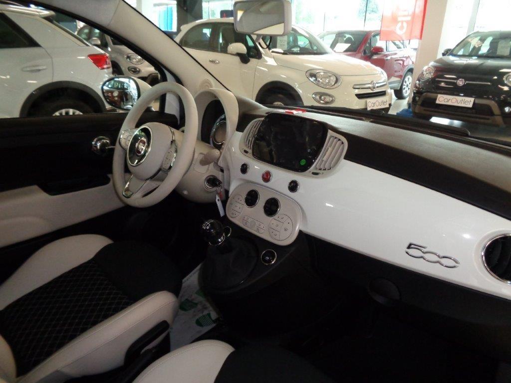 FIAT 500 1.0 Hybrid Dolcevita BSG Ibrida usata - 11