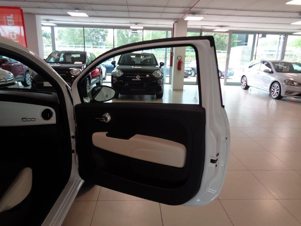 FIAT 500 1.0 Hybrid Dolcevita BSG Ibrida usata - 12
