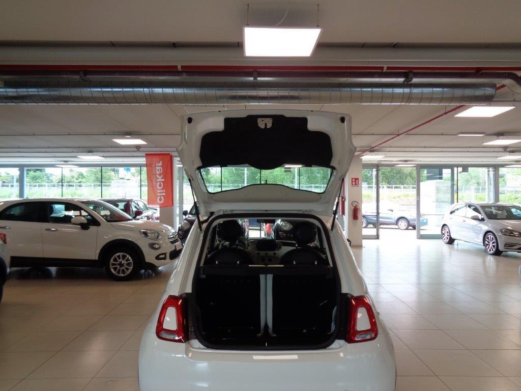 FIAT 500 1.0 Hybrid Dolcevita BSG Ibrida usata - 13