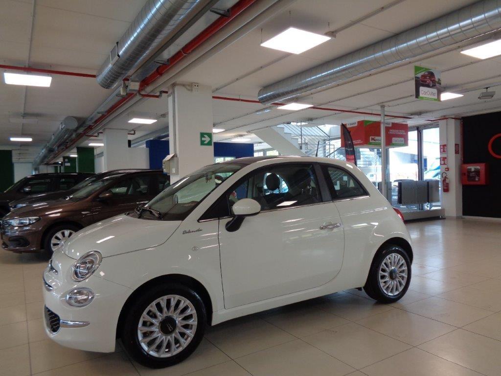 FIAT 500 1.0 Hybrid Dolcevita BSG IBRIDO usata