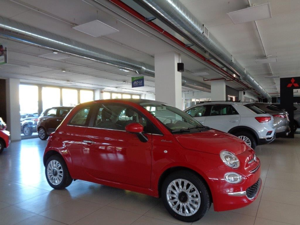 FIAT 500 1.0 Hybrid Dolcevita BSG Ibrida usata - 2
