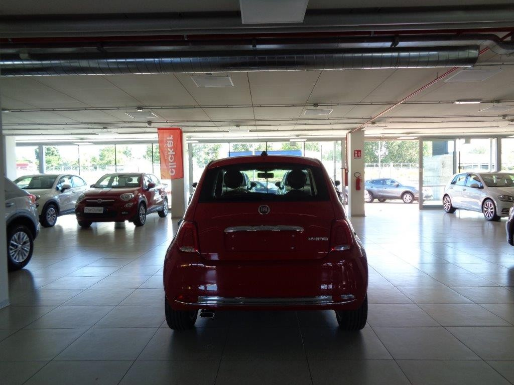 FIAT 500 1.0 Hybrid Dolcevita BSG Ibrida usata - 4
