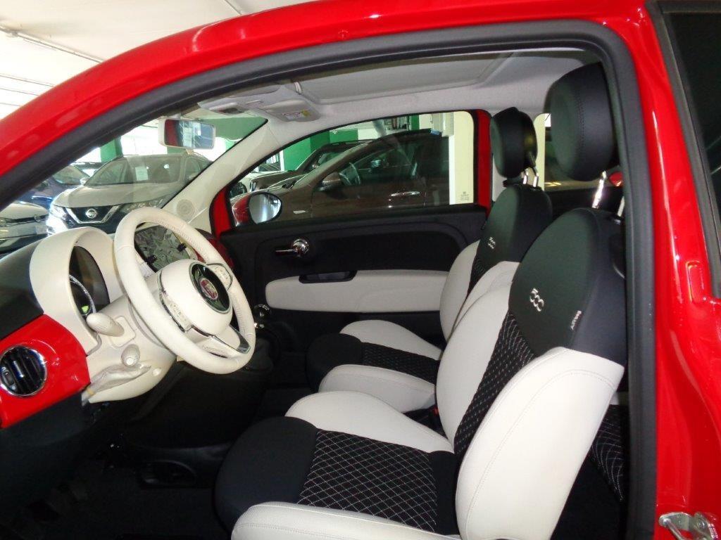 FIAT 500 1.0 Hybrid Dolcevita BSG Ibrida usata - 6