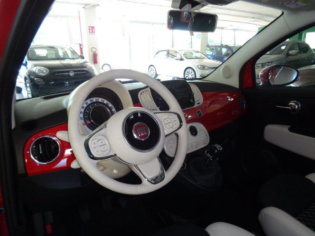 FIAT 500 1.0 Hybrid Dolcevita BSG Ibrida usata - 7