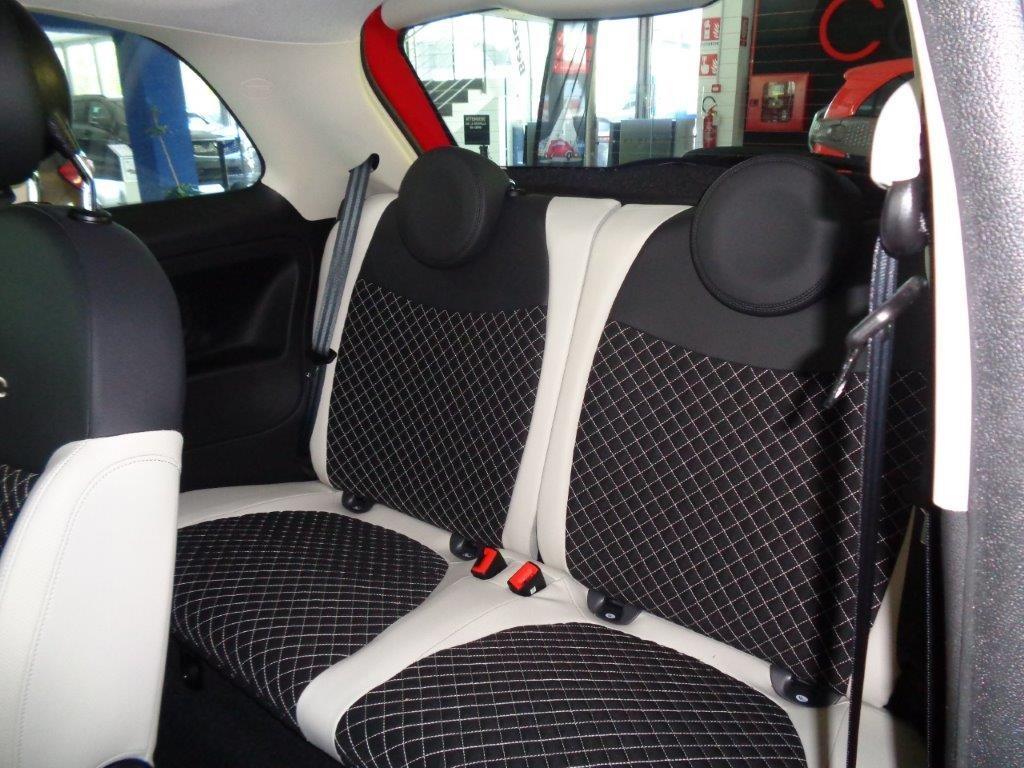 FIAT 500 1.0 Hybrid Dolcevita BSG Ibrida usata - 9
